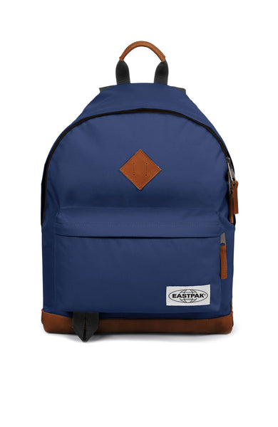 Eastpak Wyoming Backpack in Into Tan Navy