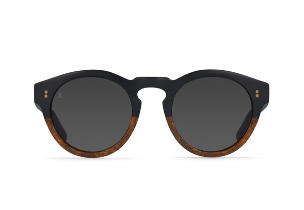 Matte Brindle Tortoise / Smoke Polarized