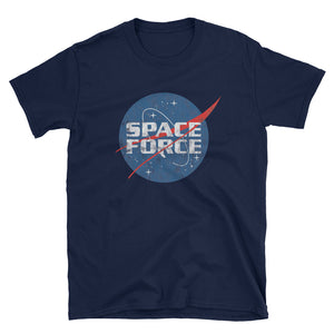 United States Space Force USSF Donald Trump T Shirt
