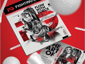 [Ebook] Fighting Golf: Flow with Force & Fly!