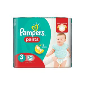Pampers Pants Stage 3 - 26 Diapers