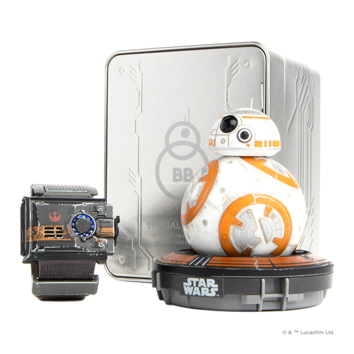 Star Wars™ Battle-Worn BB-8™ with Force Band™ Special Edition