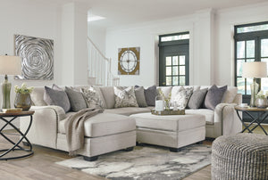 Dellara Cream LAF Sectional