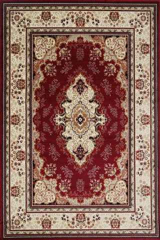 Classical Persian Centre Design 7006 Red