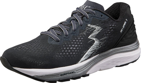 Womens 361-SPIRE 3 (D): Ebony / Black