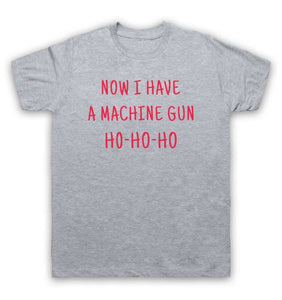 Now I Have a Machine Gun Ho Ho Ho!