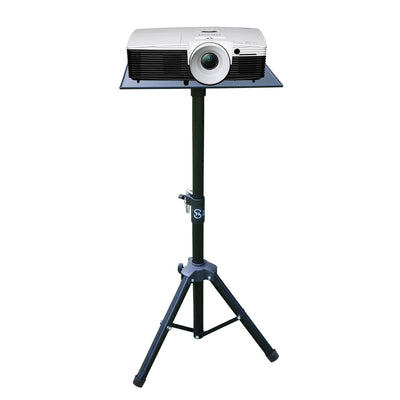 Laptop Projector Tripod Stand with Storage Bag
