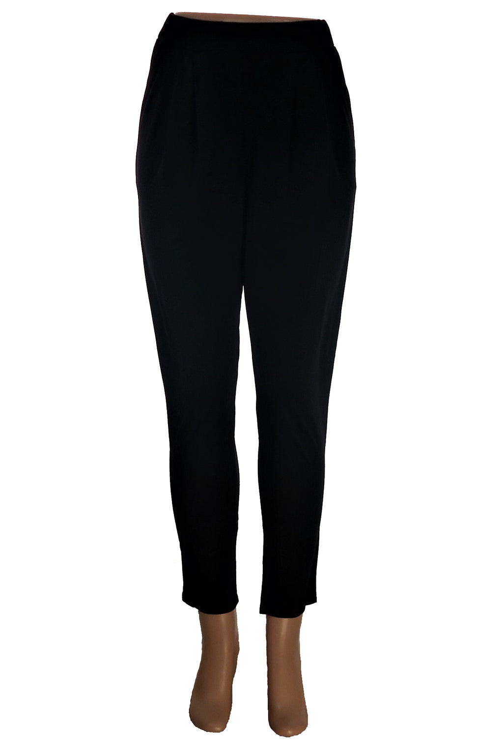 Relaxed Fit Cropped Pant