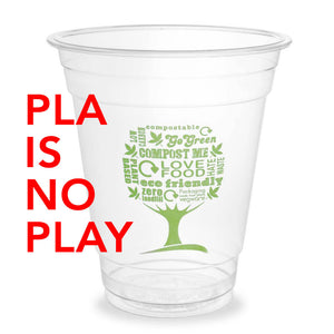 ★ PLA IS NO PLAY ★