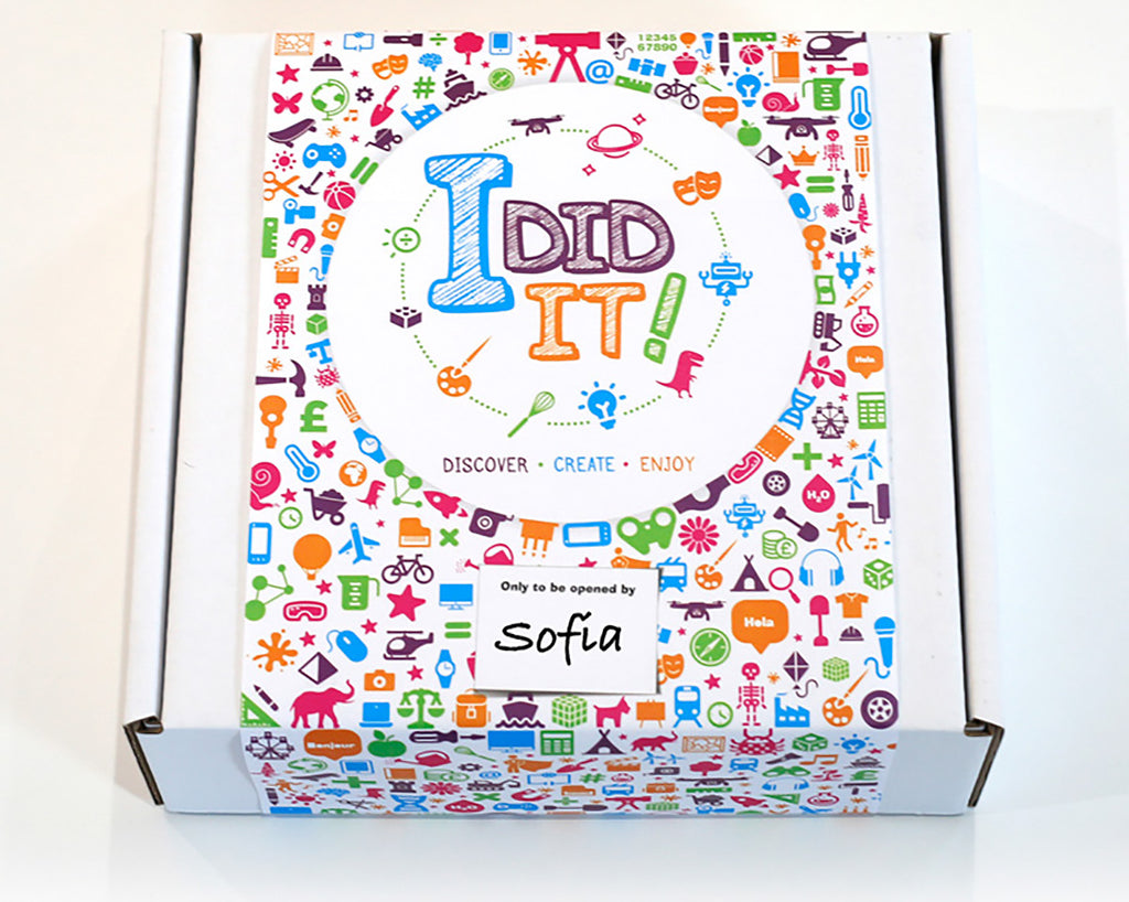 I DID IT! Double the Fun Subscription Box - 6 Months Pre Paid Subscription (shipping included)
