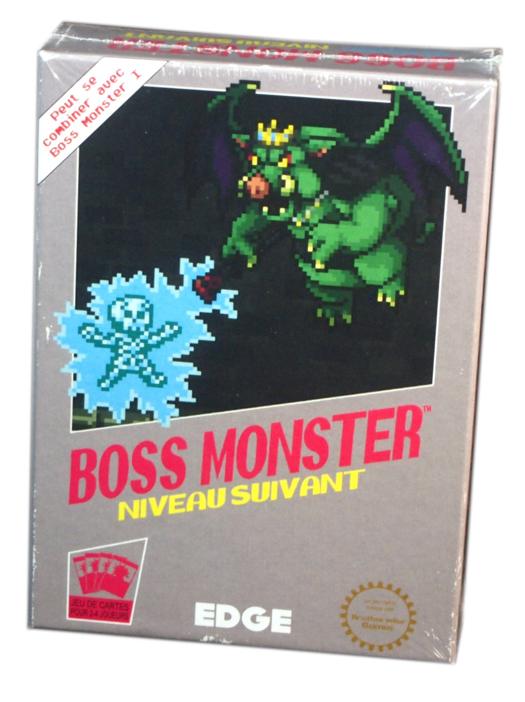 Boss Monster Niveau Suivant (French Edition)