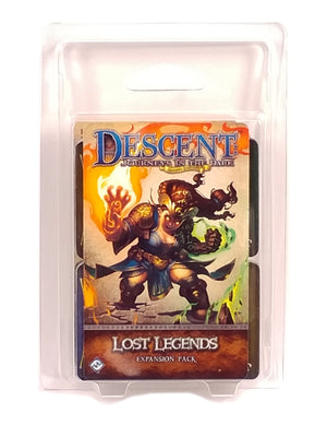 Descent, Lost Legends Expansion