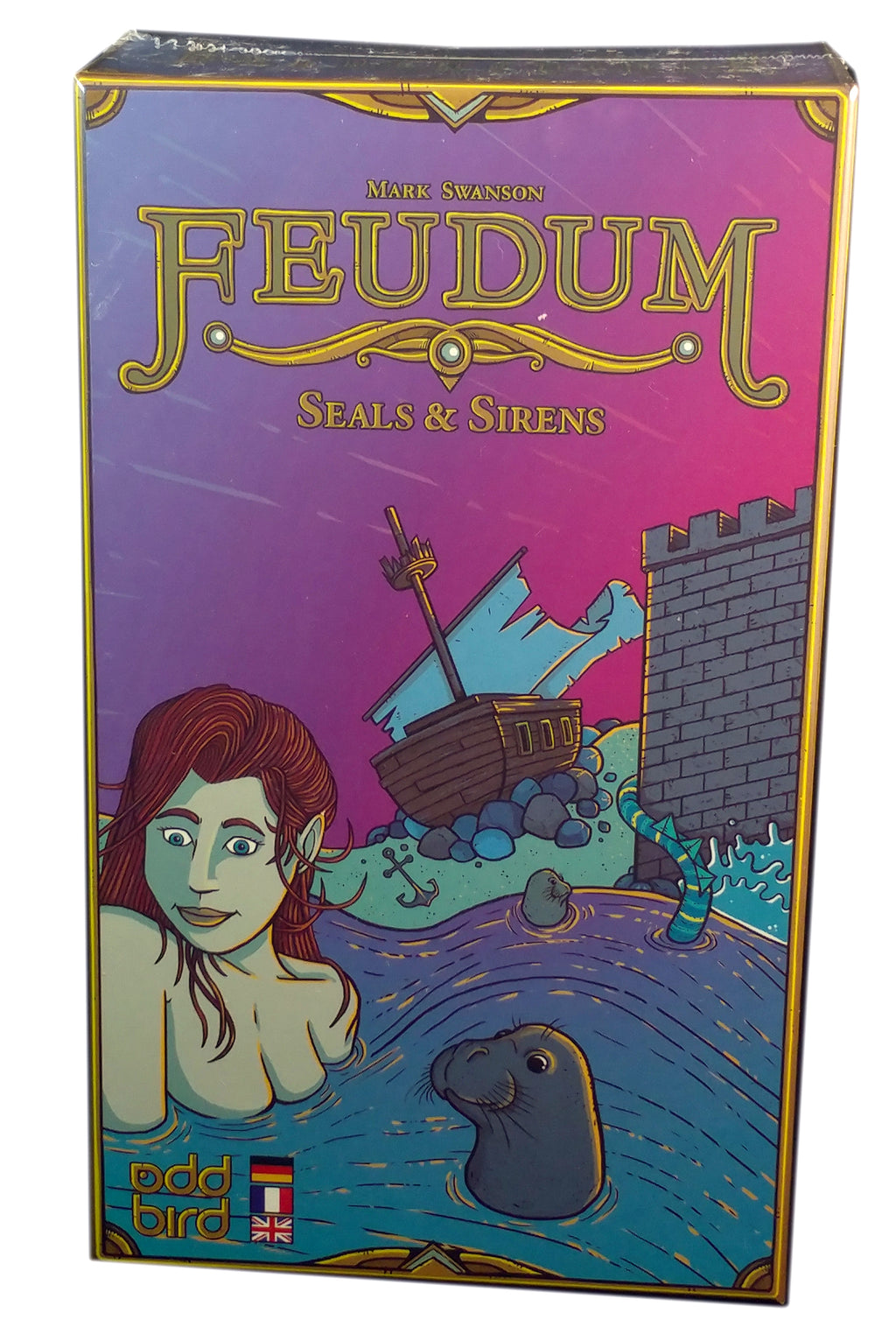 Feudum Seals & Sirens Expansion (multilingual)