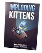 Exploding Kittens, Imploding Kittens Extension (French Edition)
