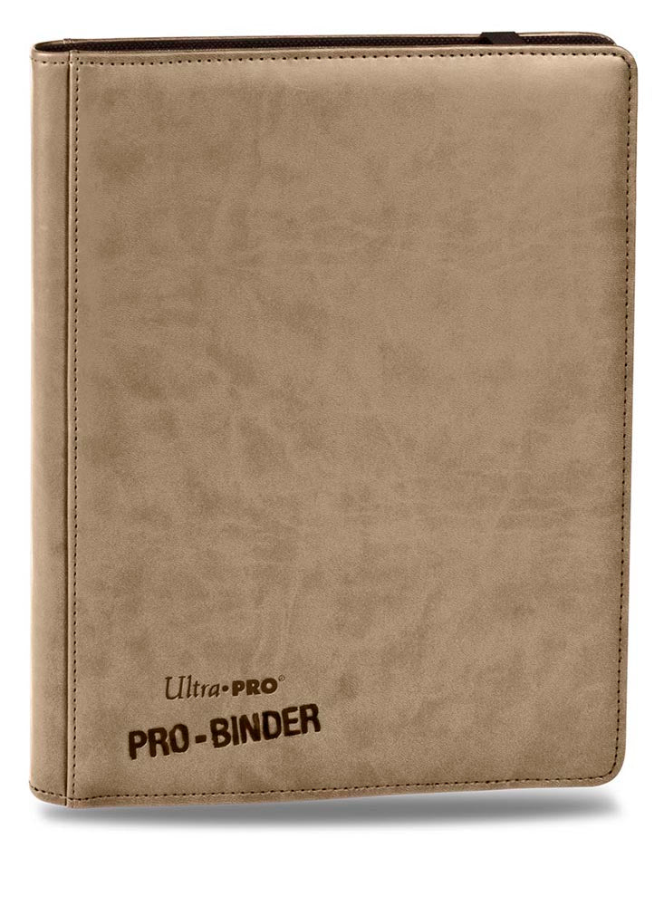 Full-View Premium Pro-Binder , White