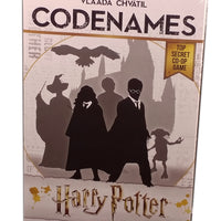 Codenames Harry Potter Edition