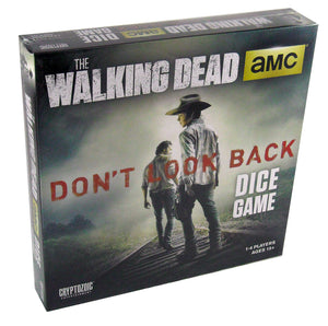 The Walking Dead, Don't Look Back Dice Game