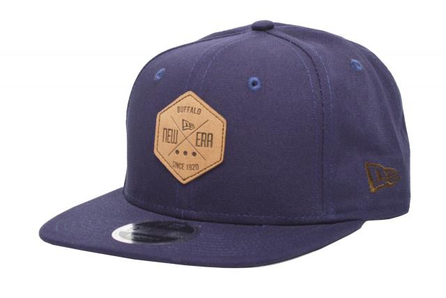 New Era Cap  950 Canvas Hex Patch Snapback