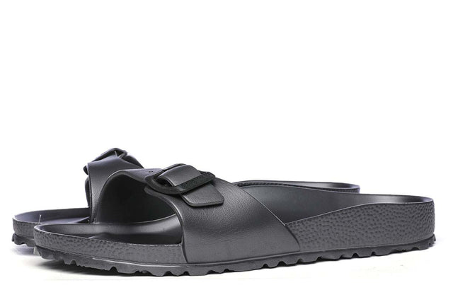Birkenstock Madrid Eva Metallic Anthracite Sandals