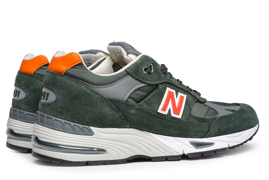 New Balance M991TNF Made in England Sneakers