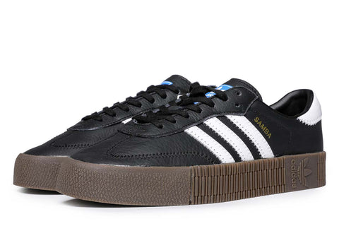 adidas Originals Sambarose Sneakers Core Black / Ftwr White / Gum5 B28156