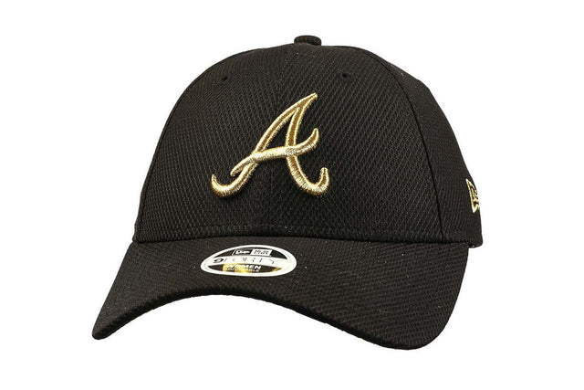 New Era Cap 940W MLB Sport Wmn A Black/Gold