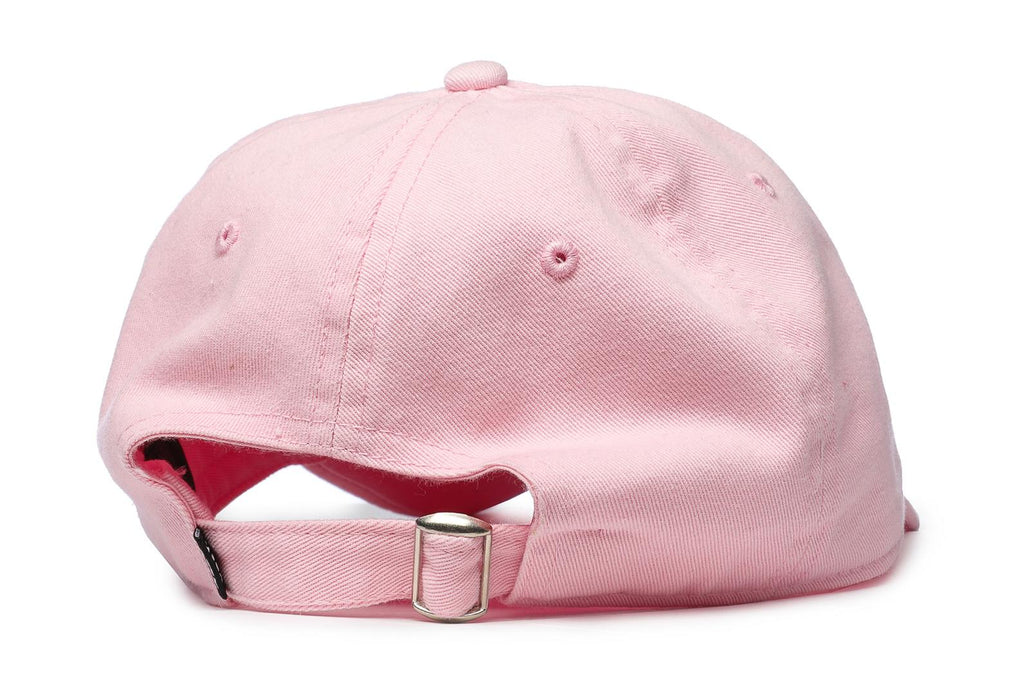 OBEY Tough Love Dad Hat Light Pink