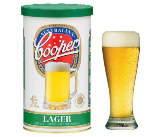 Coopers Australian Lager - 40 Pints