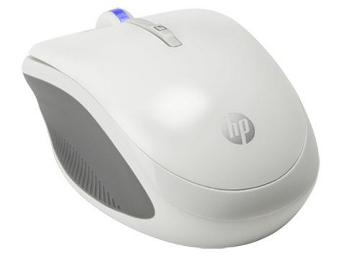 HP X3300 Wireless 2.4GHz Optical Mouse (White)