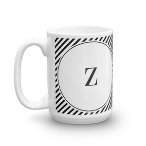 Sydney Collection Z mug - Pretty Ventura