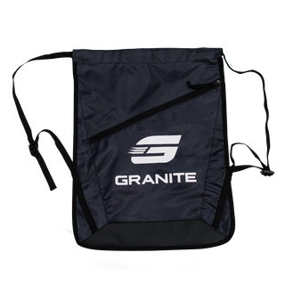 Granite Logo Cinch Bag