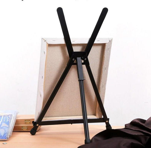 Foldable Aluminum Alloy Painting Easel