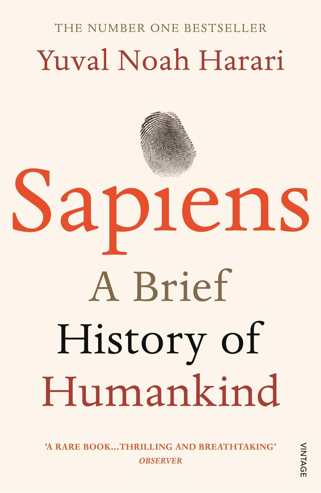 Sapiens: A Brief History of Humankind (Yuval Harari) - SalesGrowth Store