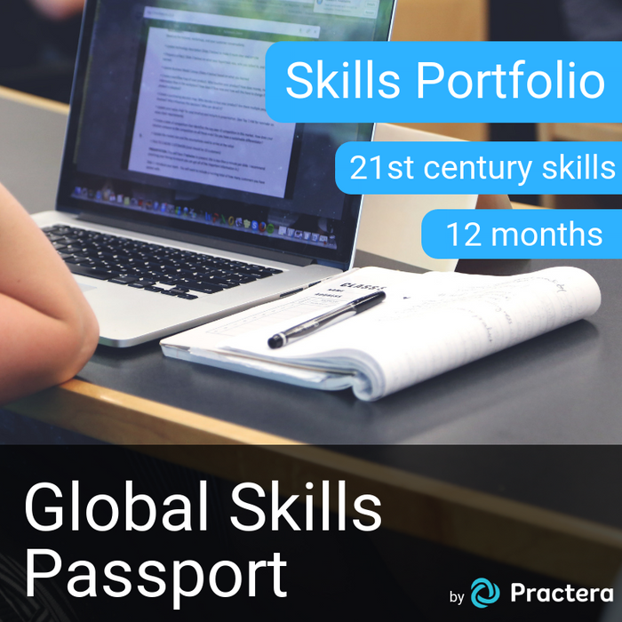 Global Skills Passport Pro for educators - including real feedback service