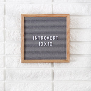Introvert - Grey