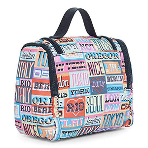 Bolsa Kipling Connie Hanging Toiletry, [product_collections] - shopping invicta