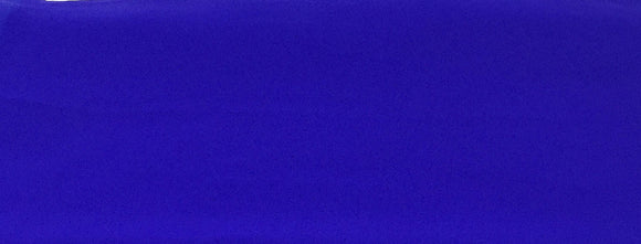 Blue Viscose Georgette Solid Fabric