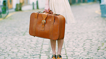 Happy travels! How to pack your beauty products like a pro
