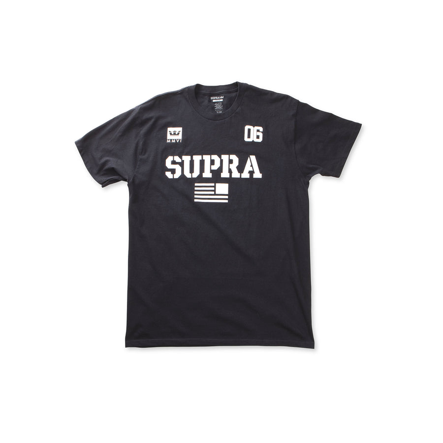 102104-002 | TEAM USA | BLACK/WHITE