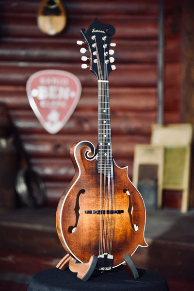 Eastman MD315 F-Style Mandolin With Case
