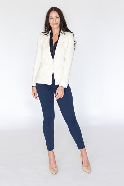 Poni Blazer Cream