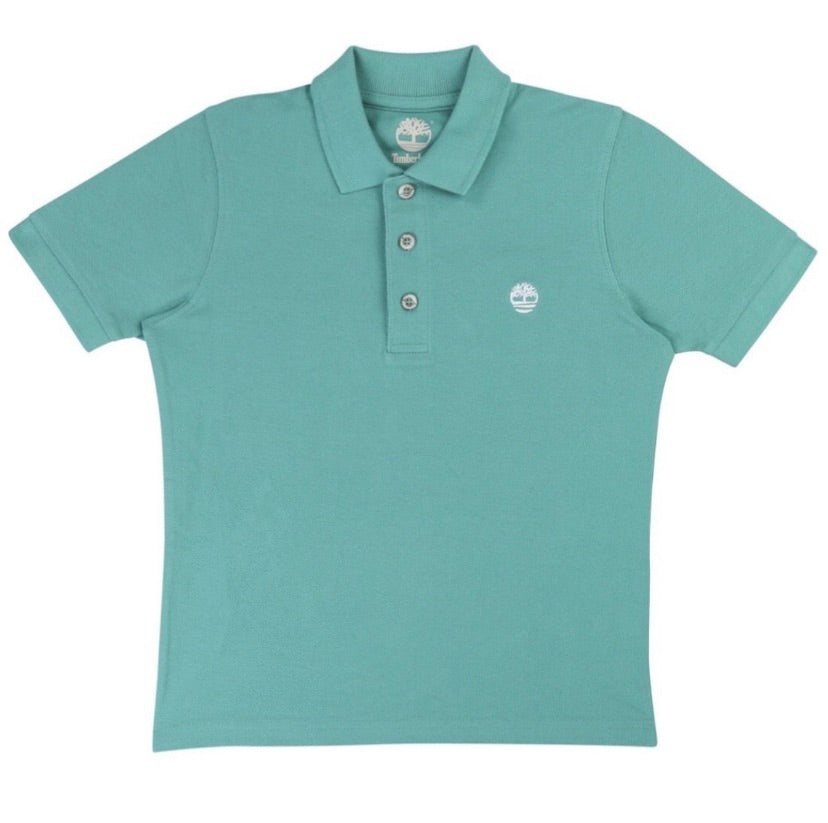 Timberland Green Polo