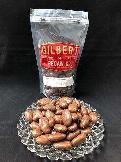 Chocolate Honey Roasted Pecans 1#