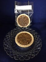 "3"" (Almost)Sugar-Free Pecan Pie"