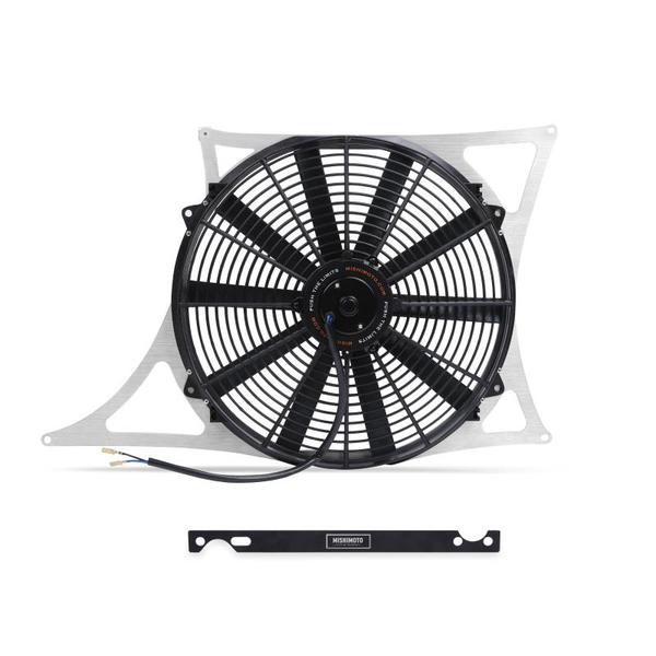 Mishimoto - BMW E46 M3 Performance Aluminum Fan Shroud Kit, 2001–2006 (MMFS-E46-01)