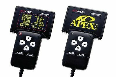 Apexi - Power FC Accessories, FC Commander, Universal (OLED) , ***Fits ALL Power FC Models,