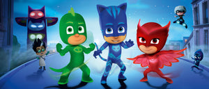 PJ Masks - Kiddies Party in a Box