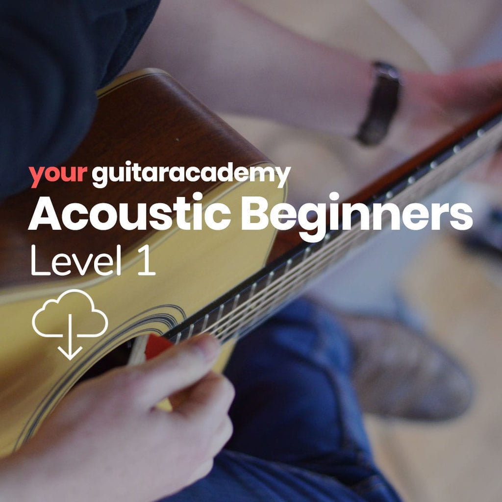 Acoustic Beginners (Level 1)
