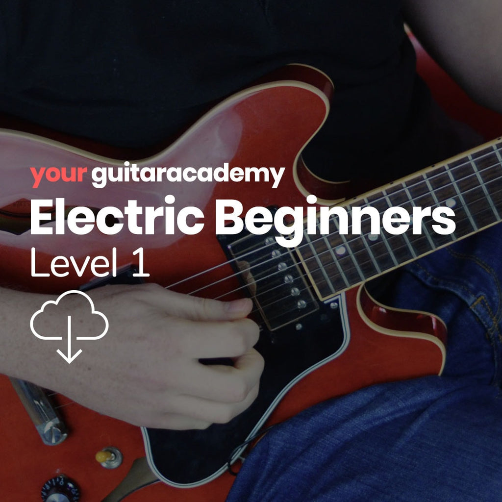 Electric Beginners (Level 1)