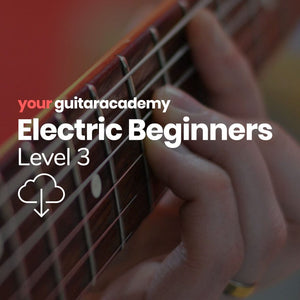 Electric Beginners (Level 3)